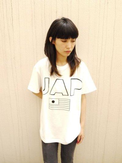 画像1: JAP TEE  (VANILLA WHITE)