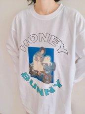 画像3: HONEY BUNNY  L/S  TEE TYPE2 (3)
