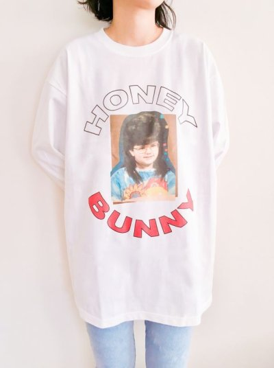 画像1: HONEY BUNNY  L/S  TEE TYPE3