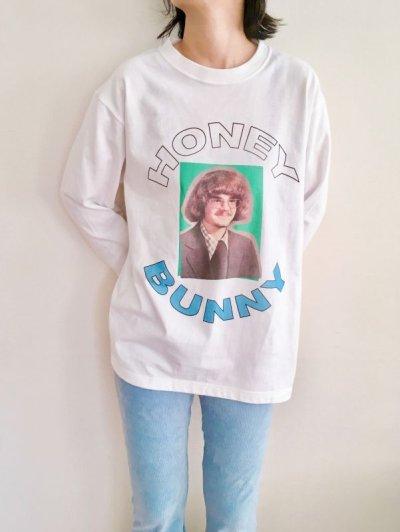 画像1: HONEY BUNNY  L/S  TEE TYPE1