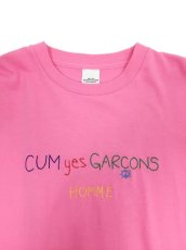 画像8: CUM yes GARCONS  L/S  TEE (8)