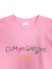 画像6: CUM yes GARCONS  TEE (6)