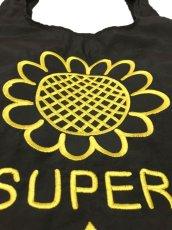 画像3: SUPER MARKET BAG (BLACK) (3)