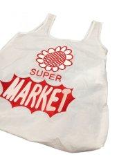 画像2: SUPER MARKET BAG (WHITE) (2)