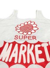 画像3: SUPER MARKET BAG (WHITE) (3)