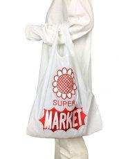 画像7: SUPER MARKET BAG (WHITE) (7)