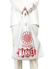 画像8: SUPER MARKET BAG (WHITE) (8)