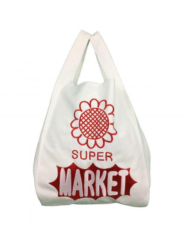 画像1: SUPER MARKET 12oz BAG  (1)