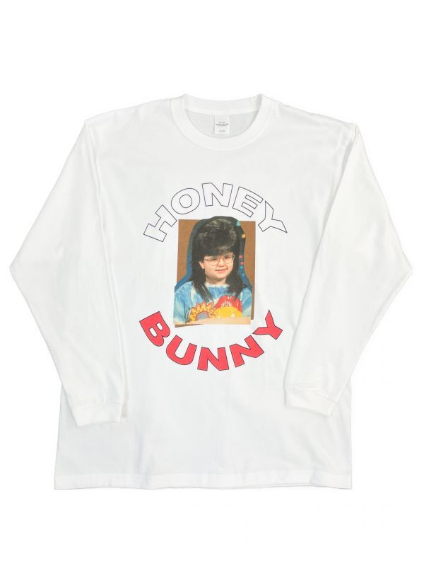 画像1: HONEY BUNNY  L/S  TEE TYPE3 (1)
