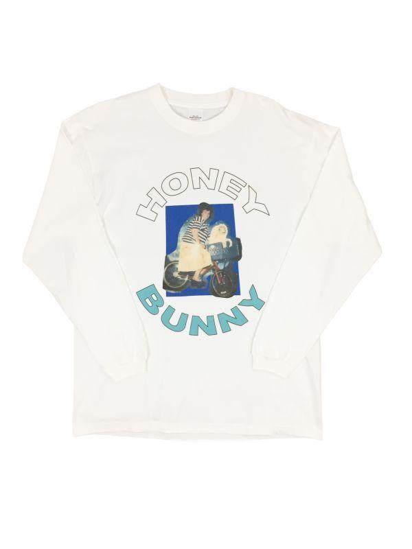 画像1: HONEY BUNNY  L/S  TEE TYPE2 (1)